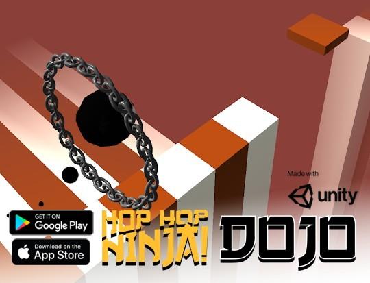 Hop Hop Ninja Dojo Cover Image