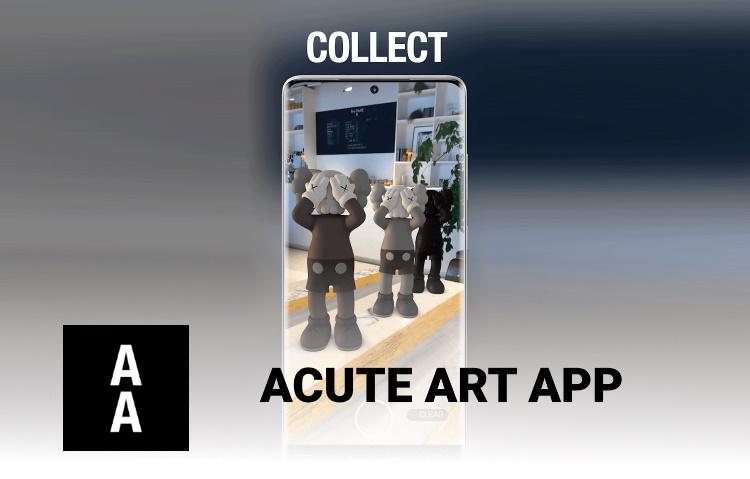 Acute art app kaws